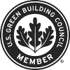 Member of the US Green Building Council